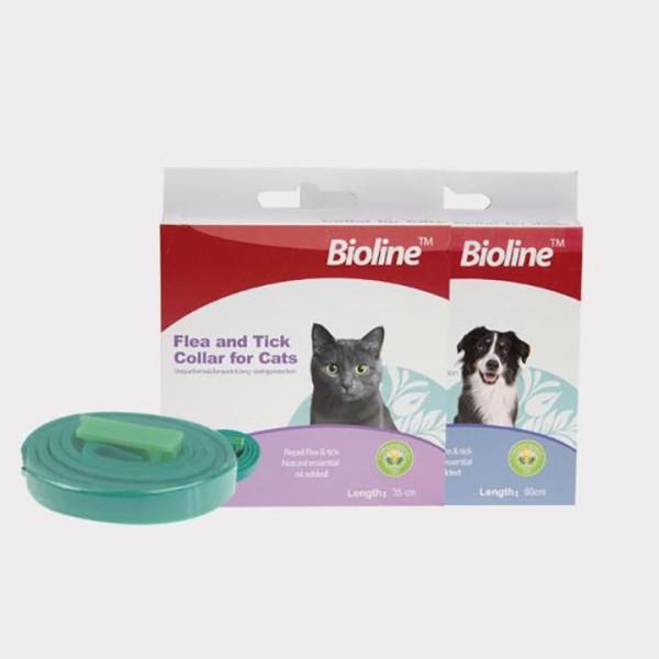 Vòng cổ chống ve rận Bioline dành cho chó mèo