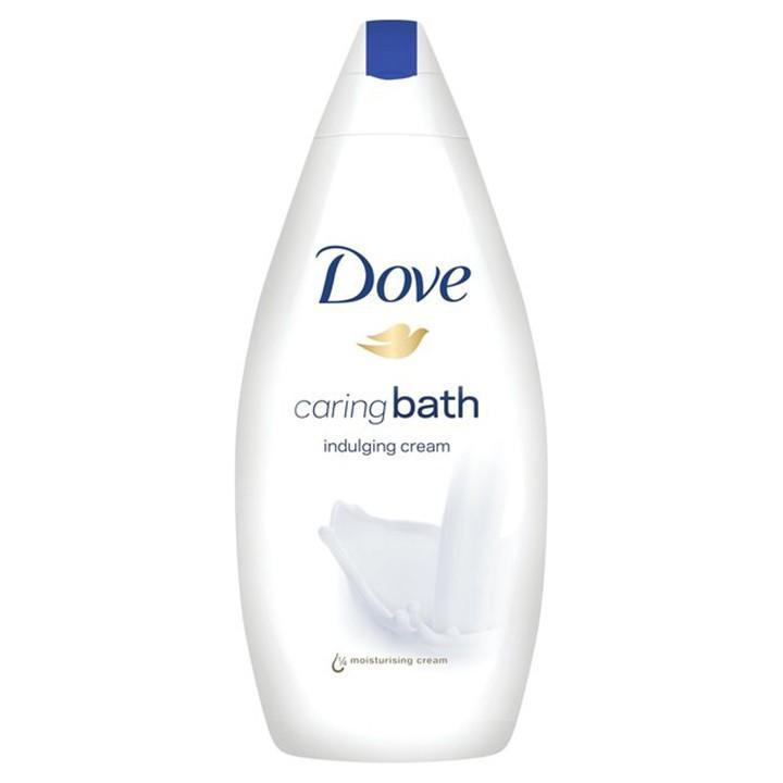 SỮA TẮM DOVE ĐỨC Caring Bath 500ml