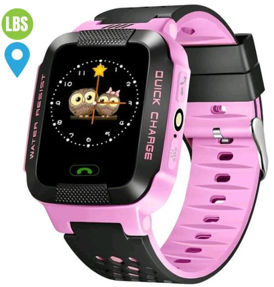Đồng hồ định vị trẻ em GPS - Q528 Tracker GPS mẫu mới có đèn pin bán chạy