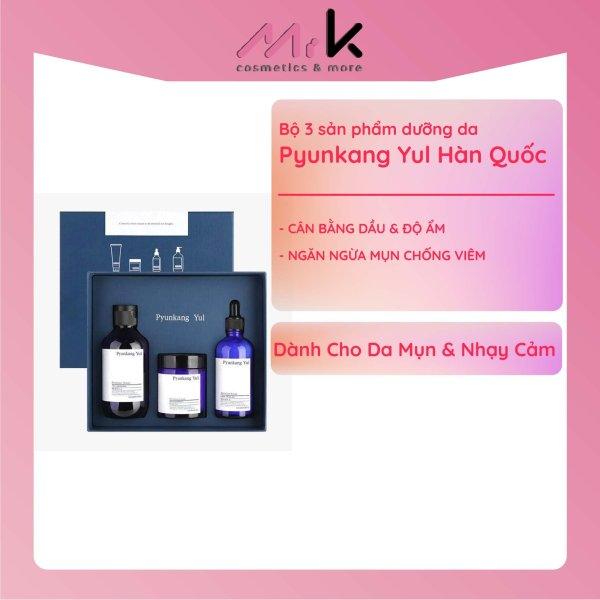 Bộ dưỡng da Pyunkang Yul dành cho da mụn chính hãng Hàn Quốc