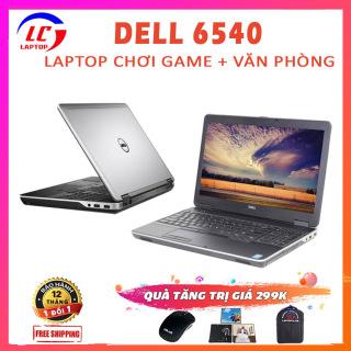 Laptop Đồ Họa, Laptop Thiết Kế Đồ Họa Dell 6540, i7-4800MQ ,VGA Radeon 8790M-2GB, Màn 15.6 FullHD, LaptopLC298 thumbnail