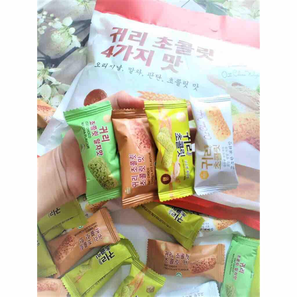 Bánh yến mạch thập cẩm Hàn Quốc