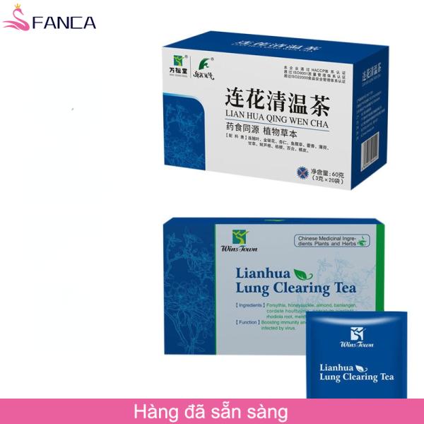 Qingwen Lianhua Qingwen Tea-Chính Hãng