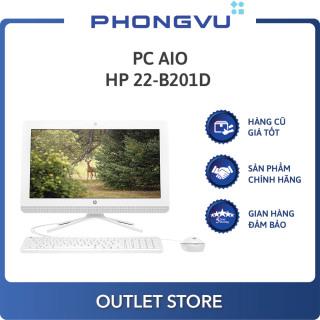 PC AIO HP 22-b201d (Z8F51AA) - PC cũ thumbnail