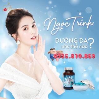 [ Giá Sỉ ] Viên Uống Trắng Da Ngọc Trinh Xanh - Beauty Plus, Mẫu Cũ, Hũ 60 Viên, hàng chính hãng thumbnail
