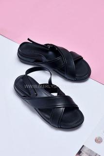 Giày sandal quai chéo Merly 1288