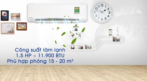 Máy lạnh Panasonic Inverter CU/CS-XU12UKH-8 (1.5 HP) Malaysia
