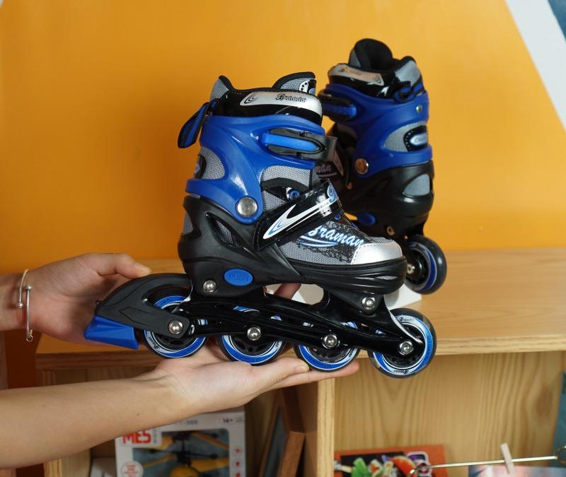 Phân phối ( HOT ) Giày Patin K400 (3 màu)