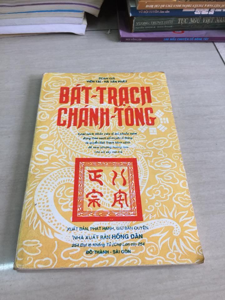 Mua Bát trạch chánh tông - Viên Tài Hà Tấn Phát