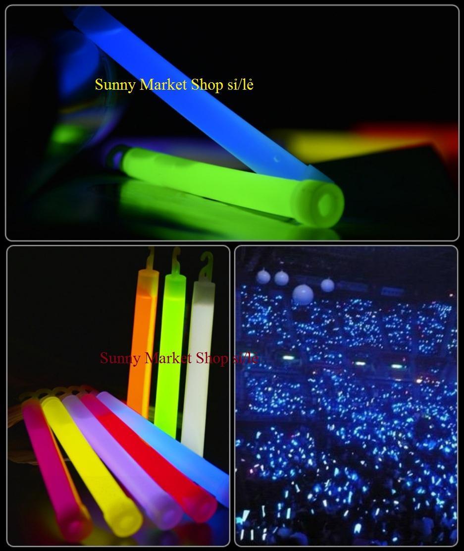 Que phát sáng Sunny loại to đương kính 1.8 cm, dài 1.5 cm phát sáng vào ban đêm hoặc phòng tối (1 Que) 14