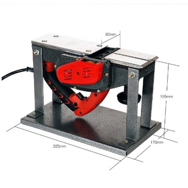 Máy bào bàn mini đa năng công xuất 1020W
