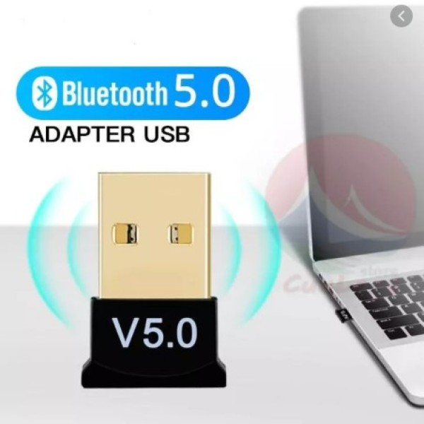 USB Bluetooth 5.0 Dongle CSR, thu phát bluetooth cho PC và Laptop
