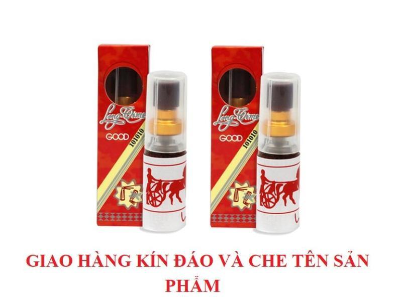 Combo 2 chai xịt  longtime do kéo dài thời gian quan hệ Thai lan