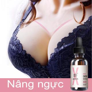 Tinh Dầu Nở Ngực 10ml Tăng Vòng 1 Hiệu Quả, hiệu quả sau 7 ngày, cải thiện vòng 1 chảy xệ, tăng nở ngực. thumbnail