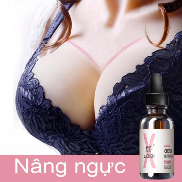 Tinh Dầu Nở Ngực 10ml Tăng Vòng 1 Hiệu Quả, hiệu quả sau 7 ngày, cải thiện vòng 1 chảy xệ, tăng nở ngực. cao cấp