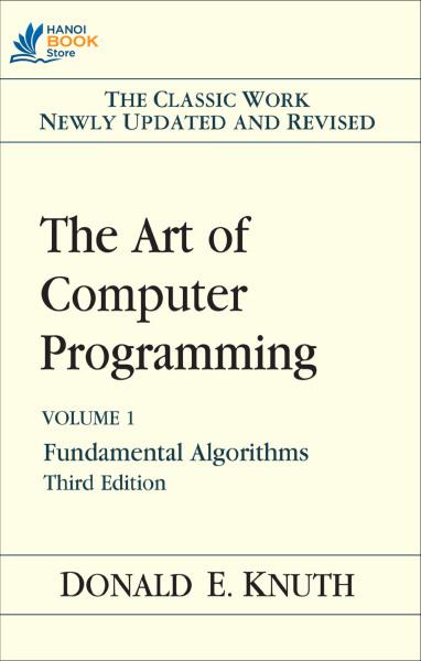 The Art of Computer Programming Volume 1 Fundamental Algorithms, 3rd Edition - Hanoi bookstore