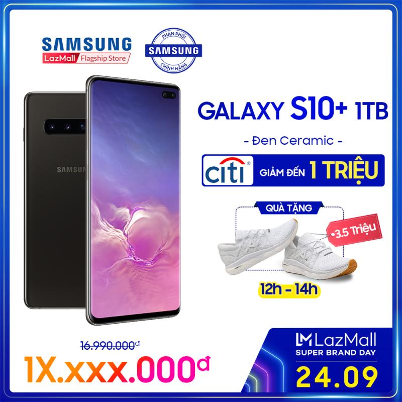 [ĐỘC QUYỀN MỞ BÁN 24.09] - Điện thoại Samsung Galaxy S10+ 1TB
