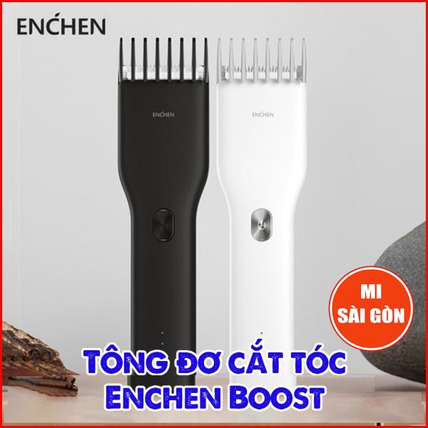 Tông đơ cắt tóc Enchen Boost cao cấp