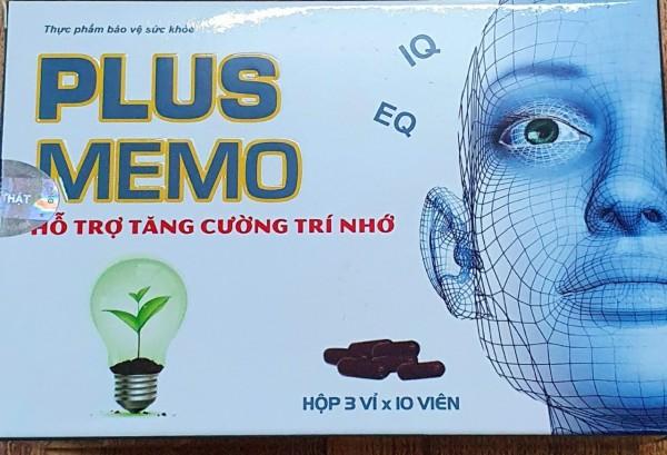 Nơi bán COMBO 2 HỘP PLUS MEMO