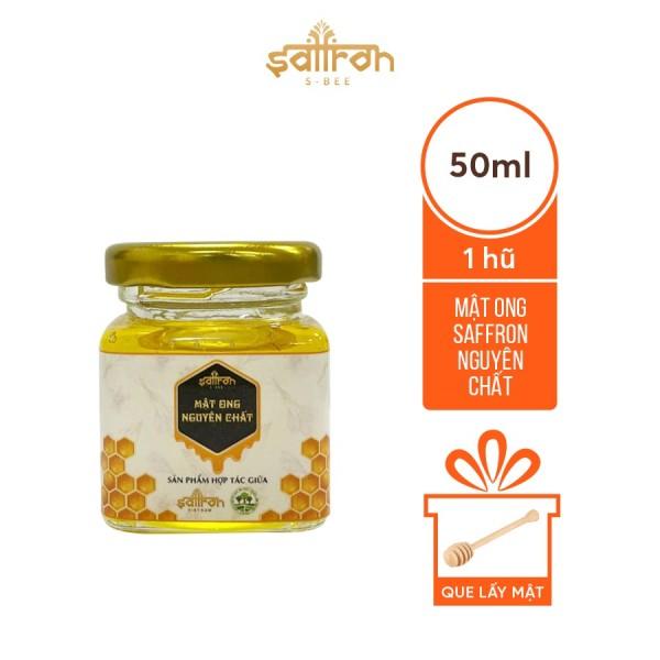Mật ong hoa rừng nguyên chất 50ml/lọ SAFFRON VIỆT NAM