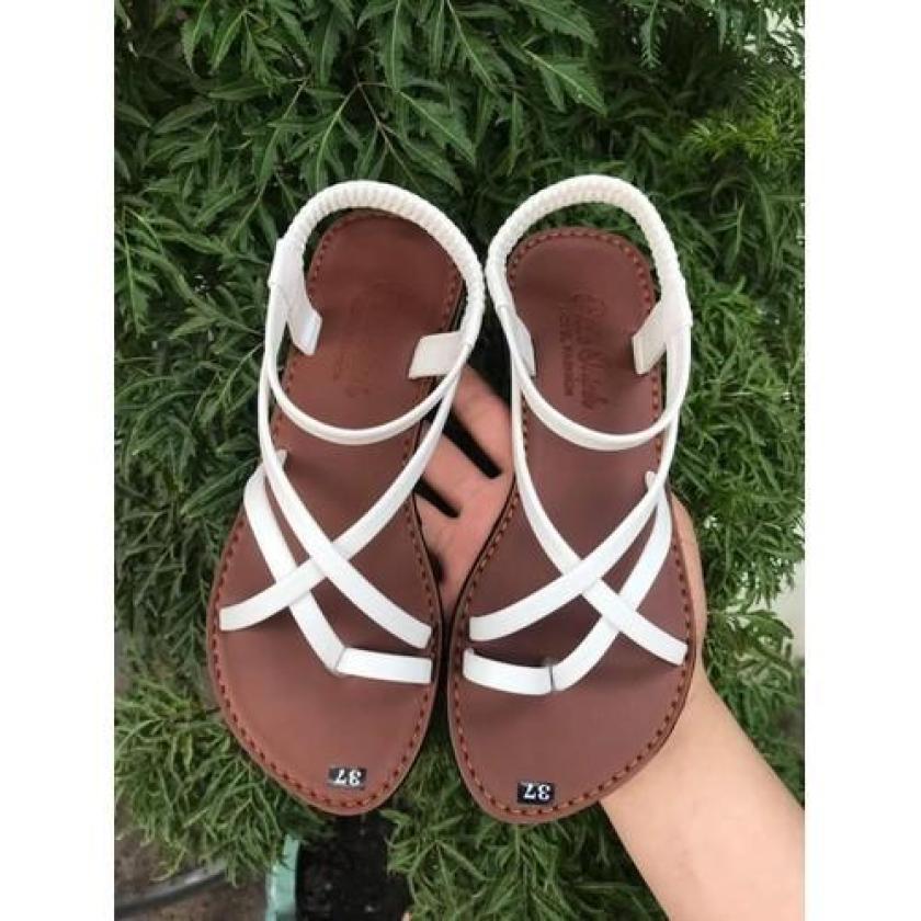 giày sandanl đế bệt quai mảnh siêu xinh giá rẻ