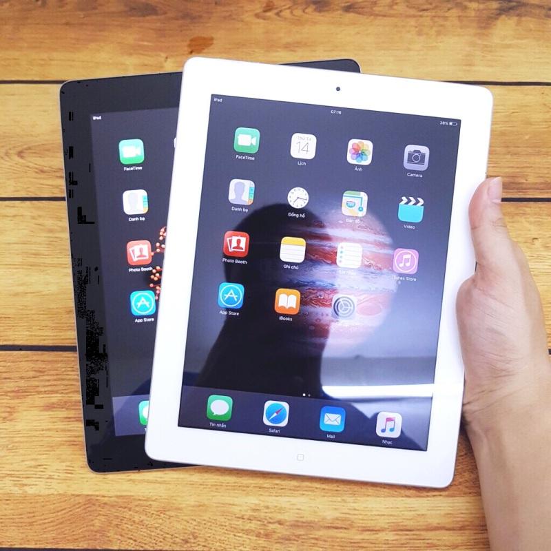 Máy tính bảng Cao cấp Ipad2 Wifi 4G hỗ trợ ứng dụng đi kèm chế độ bảo hành lâu dài.