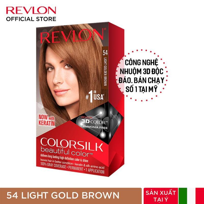 Nhuộm tóc thời trang Revlon Colorsilk 3D giá rẻ