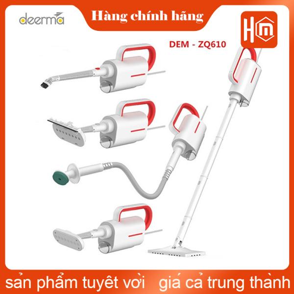 Deerma Máy vệ sinh hơi nước cầm tay đa chức năng DEERMA Dem-ZQ610