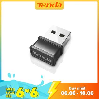 Tenda USB kết nối Wifi W311Mi tốc độ 150Mbps - Hãng phân phối chính thức