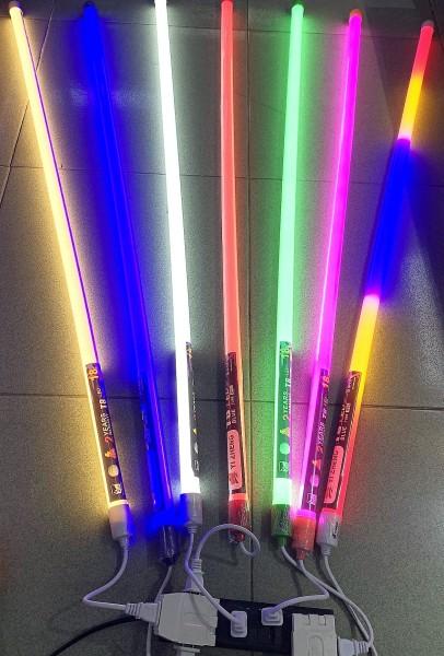 ⚡️Đèn Led T8, 1m2 nhiều màu sắc, 220V