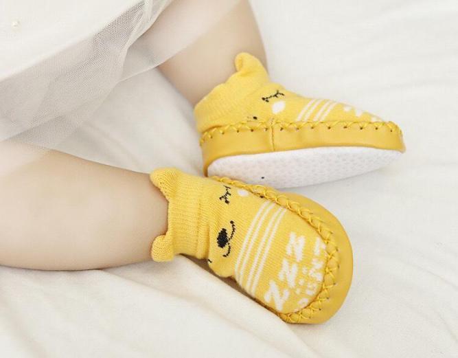 Giày vớ tập đi cho bé 0-1,5 tuổi Huongsay giá rẻ