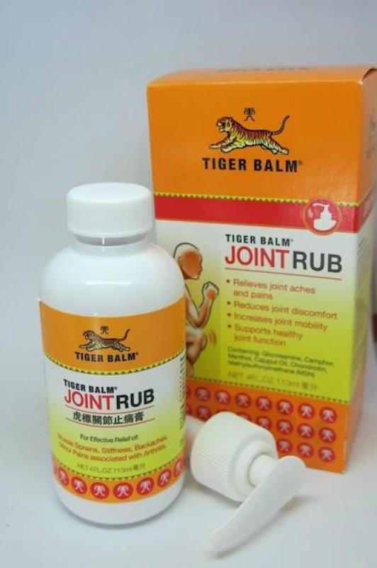 Dầu tiger balm joint rub tốt nhất
