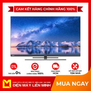 Android Tivi Aqua 4K 55 Inch LE55AQTS6UG - ĐANG CẬP NHẬT thumbnail
