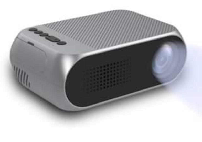 Smart1688 Máy chiếu phim mini màn ảnh rộng - YG320