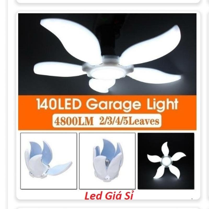 Bóng đèn led 5 cánh 75W siêu sáng tiết kiệm điện- Bảo hành 12 tháng