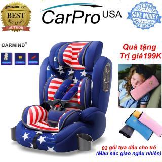 Quà Tặng Trị Giá 199K - Ghế ngồi ô tô cho bé , ghế ngồi phụ dày đa năng trên xe hơi an toàn cho bé Ghế ngồi trên ô tô cho bé từ 9 tháng đến 12 tuổi (Từ 9-36Kg) CARMIND Ghế ô tô cho bé an toàn chắc chắn CarMind hạng Thương Gia Business Class thumbnail