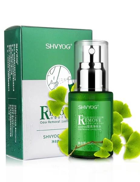 Chai xịt khử mùi SHVYOG khử mùi hôi nách hiệu quả nhập khẩu