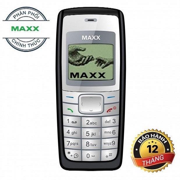 Điện Thoại MAXX N1110 1 Sim Fullbox Mới Đầy đủ Phụ Kiện