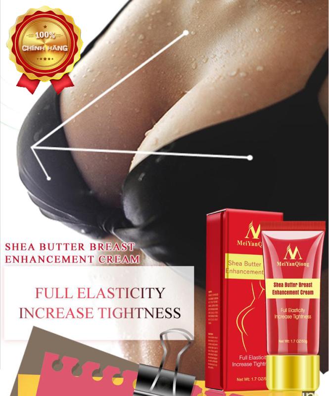 Kem nở ngực tự nhiên Bust Enhance Massage Body Treatment Cream 50g cao cấp