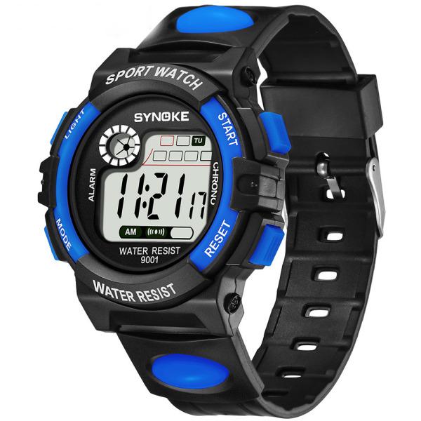 Nơi bán Đồng hồ trẻ em thể thao điện tử  Synoke 9001