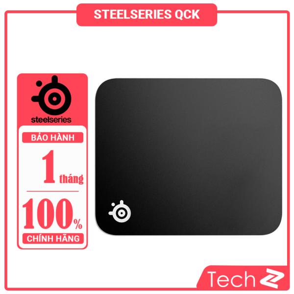 Bảng giá Bàn di chuột SteelSeries QcK+ Đen (450x400x4mm) Phong Vũ