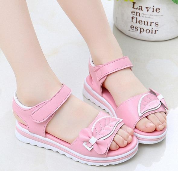 Dép sandal bé gái siêu nhẹ size 27 - 39 phong cách - SD71 giá rẻ