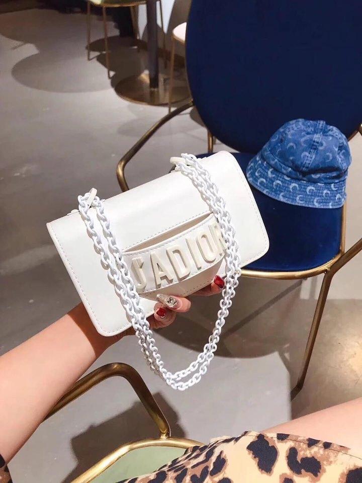 (FULLBOX + BlLL + THẺ) Túi xách Dior_Jadior 19ss collection