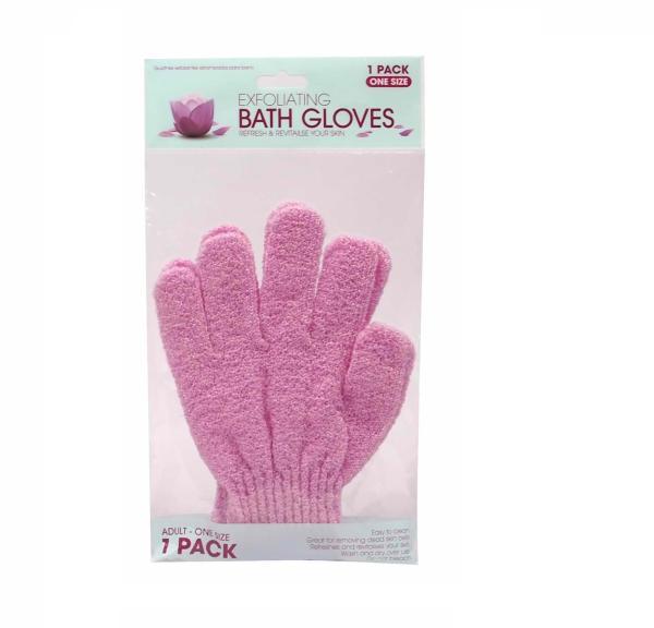 Găng tay tắm UBL AG0002 Làm Sạch Và Tẩy Tế Bào Chết