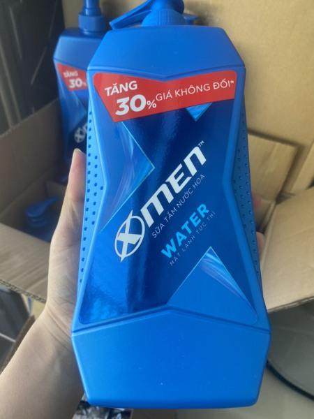 sữa tắm nước hoa xmen wood 650g dành cho nam nhập khẩu