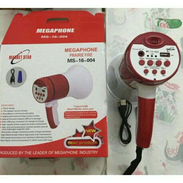 Loa phóng thanh MS-16-004, SD-4S - Loa bán hàng - lựa chọn hoàn hảo cho thương gia