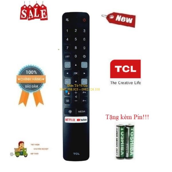 Bảng giá Remote Điều khiển tivi TCL giọng nói- Hàng mới chính hãng 100% Tặng kèm Pin-Điện tử Alex