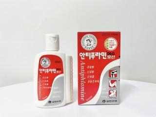 [CAM KẾT CHÍNH HÃNG ] Dầu nóng xoa bóp giảm đau nhức gân cốt Antiphlamine từ Hàn Quốc 100ml thumbnail