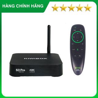 Android TV Kiwibox T+, tích hợp DVB-T2 xem truyền hình miễn phí, xem youtube trên mọi tivi thumbnail