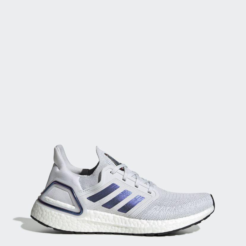 adidas RUNNING Giày UltraBoost 20 Nữ Màu xám EG0715 giá rẻ